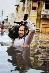 Steve McCurry al lavoro