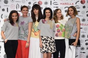 Ospiti dell'evento Marella a Milano