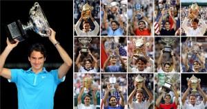 Federer Grande Slam