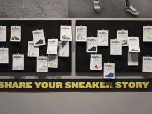 Allestimento - The rise of sneaker culture, New York