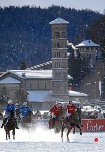 Snow Polo World Cup St. Moritz 2015