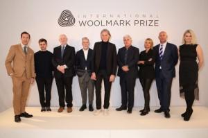 Giuria Woolmark Prize 2014-2015, Menswear