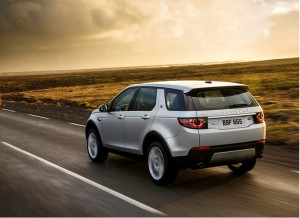 Land Rover Discovery Sport - design
