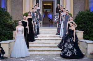 AltaRoma 2015 - Renato Balestra, haute couture inverno 2015