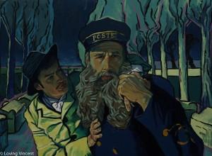Frame di Loving Vincent