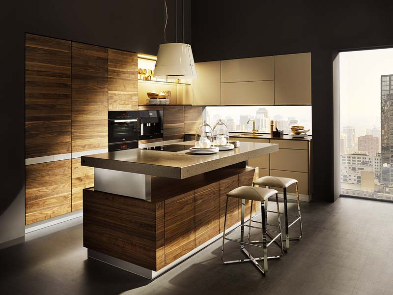 Salone del mobile 2012 tendenza cucina luxgallery - Componenti di arredo ...