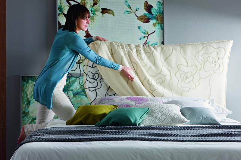 Il letto si veste di lusso | Luxgallery