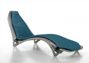 Aston Martin Interiors chaise longue