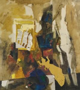 Opera di Maqbool Fida Husain