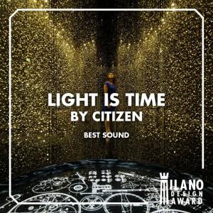 Light is Time di Citizen