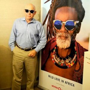 Occhiali da sole firmati Steve McCurry