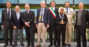 """Inaugurazione mostra """"Maserati 100 – A Century of pure italian luxury sports cars"""""""