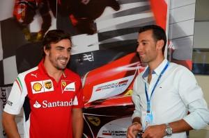 Alonso e Nibali