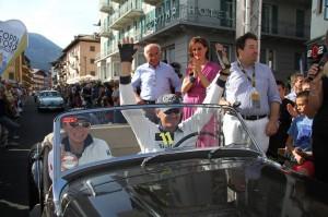Giordano Mozzi e Stefania Biacca