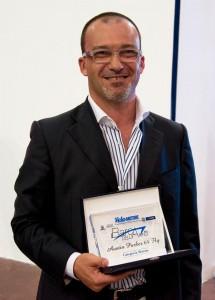 Austin Parker 64 Fly vince il Premio Barca dell'Anno 2014