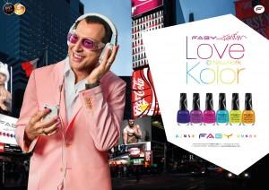 LOVE KOLOR @ New York