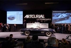Retromobile 2015 by Artcurial Motorcars