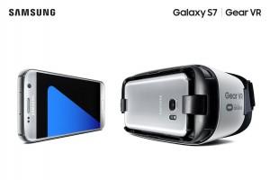 Galaxy S7 e Gear VR