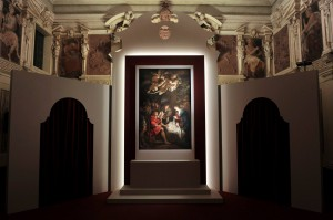 Adorazione dei pastori del Rubens a Palazzo Marino