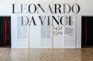 Mostra Leonardo a Milano