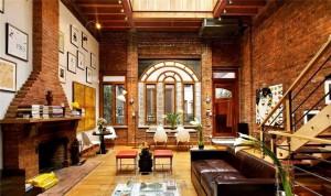 Loft nel Greenwich Village nido d'amore di Kate Moss e Johnny Depp
