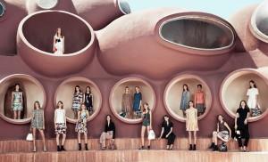 Cruise Collection 2016 di Dior