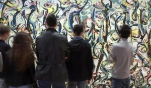 Pollock in mostra al Peggy Guggenheim di Venezia