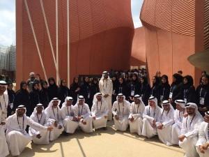 National Day degli Emirati Arabi a Expo 2015
