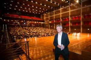 Alessandro Baricco al Salone del Libro 2015