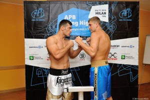 Clemente Russo vs Anton Pinchuk