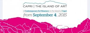 Capri The Island Of Art 2015