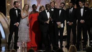 12 anno schiavo ai Golden Globe 2014