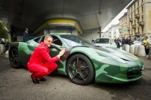 Lapo Elkann presenta Garage Italia Customs