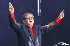 Elton John a Austin