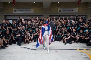Lewis Hamilton vince il Mondiale F1 2015