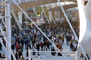 Visitatori di Expo 2015