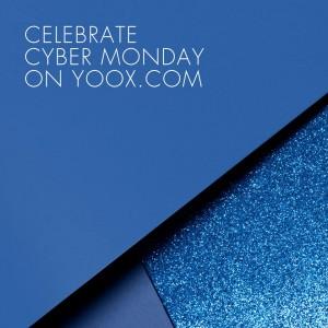 Cyber Monday su yoox