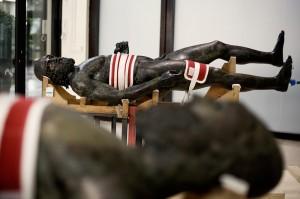 Il restauro dei Bronzi di Riace