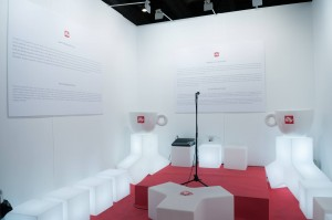 Stand illy ad Arco Madrid 2016