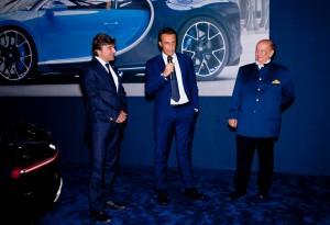 Massimilano Ferrari, Carlo Colombo e Alberto Vignatelli