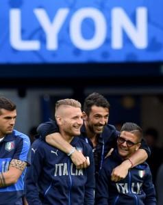Buffon e compagni a Lione