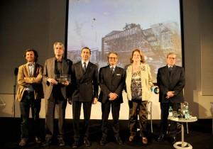 I vincitori del progetto del Padiglione Italia