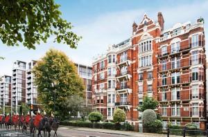 Attico di lusso - Knightsbridge Londra