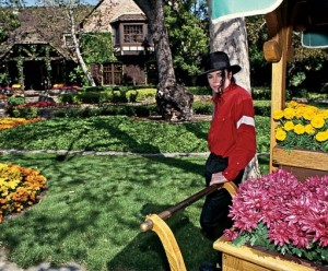 Michael Jackson a Neverland
