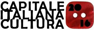 Logo capitale italiana della cultura 2016