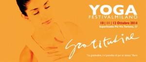 Yoga Festival 2014 a Milano