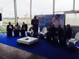 Inaugurazione Salone Nautico Venezia 2014