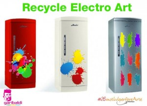 Recycle Electro Art