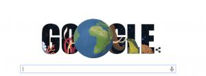Doodle Giornata della Terra 2015