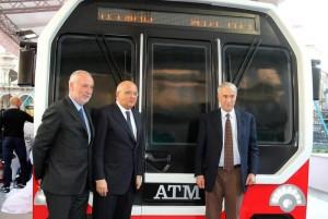 Maurizio Manfellotto, Bruno Rota e Giuliano Pisapia